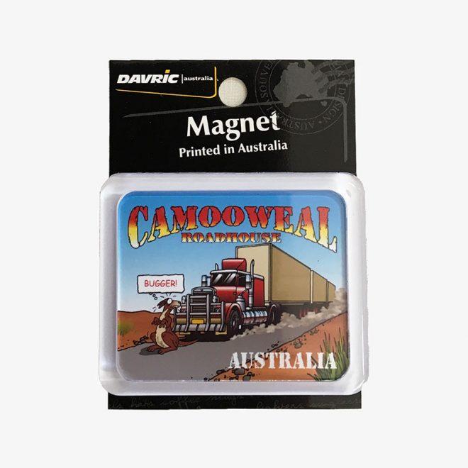 Magnet - Bugger Kangaroo