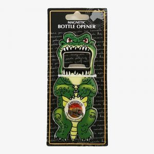 Bottle Opener - Crocodile