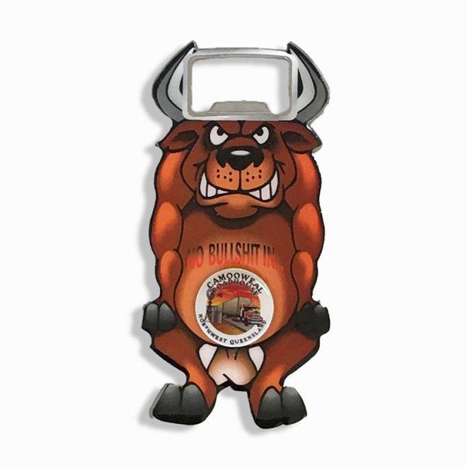 Bottle Opener - Bull