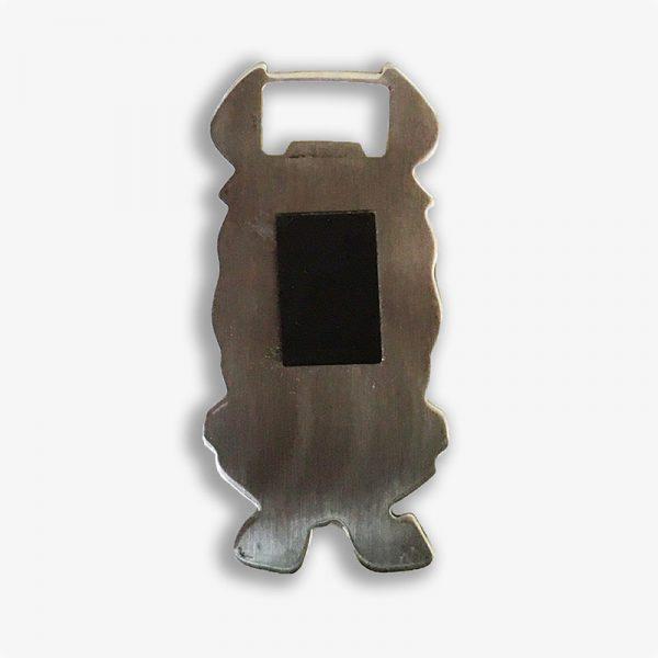 magnet opener bull back
