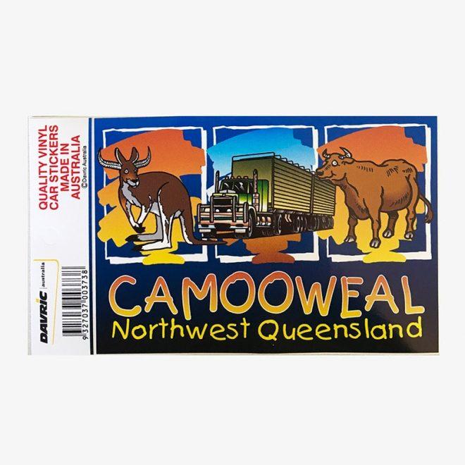 Sticker - Northwest Queensland