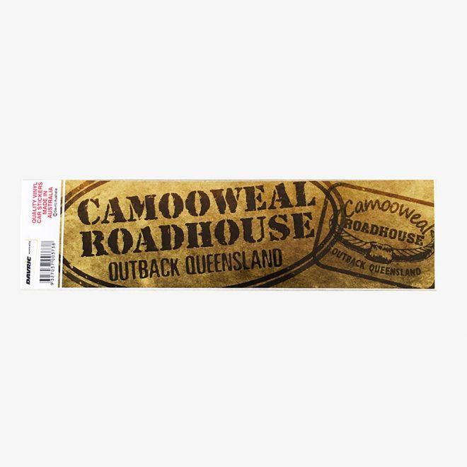Sticker - Camooweal